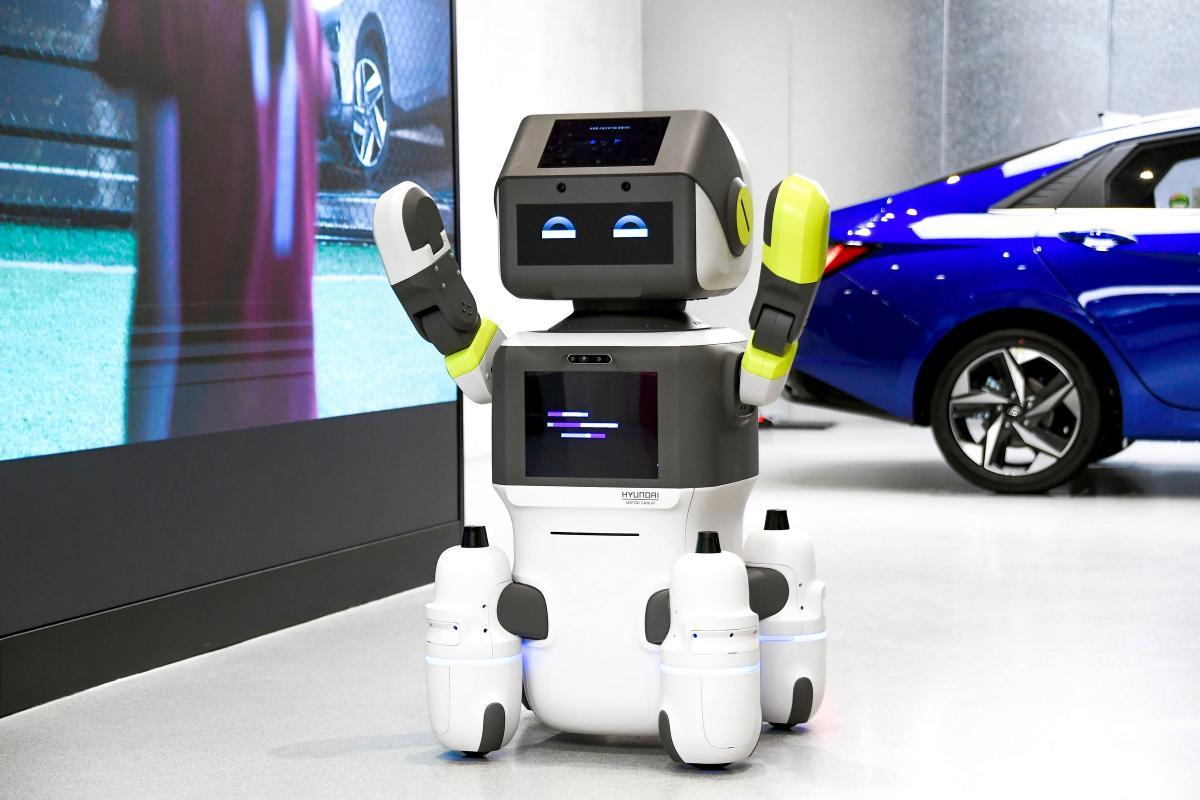 El Robot DAL-E
