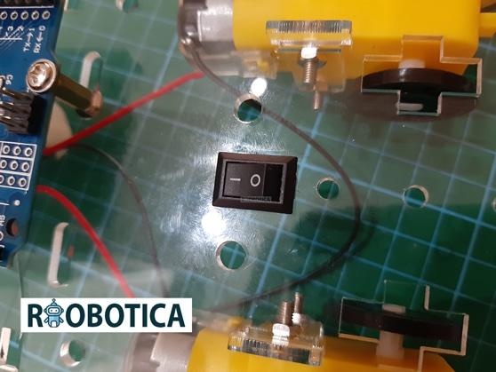 Interruptor para arduino