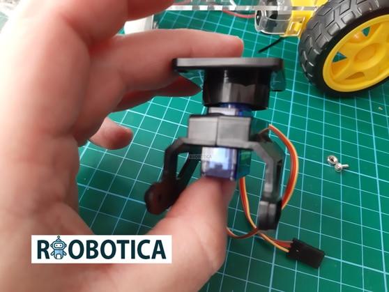 Montando el servomotor-2