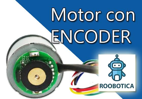 Motor con Encoder