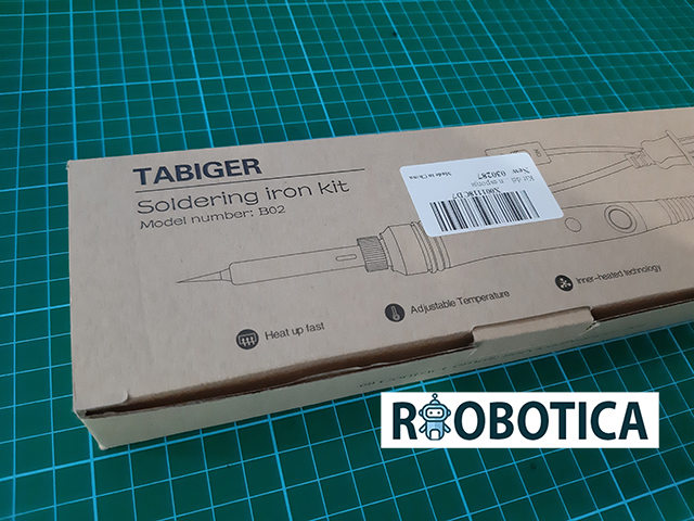 Unboxing Tabiger