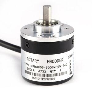 Motor encoder rotativo