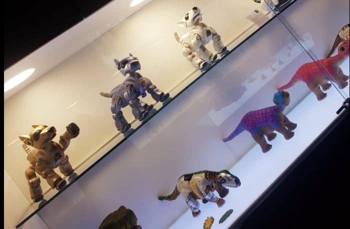 Colección perros robots