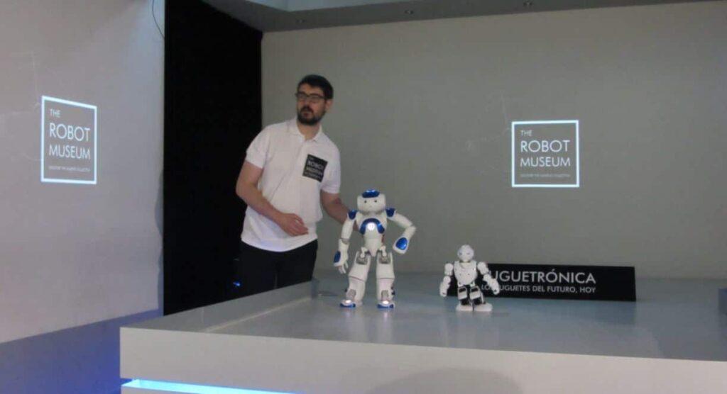 Museo de robótica de Madrid