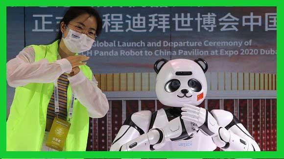 conferencia mundial de robots 2021
