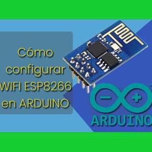 ESP8266 usando Arduino